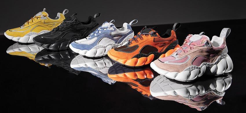 MCM ra mắt bộ sưu tập giày sneakers Himmel 3