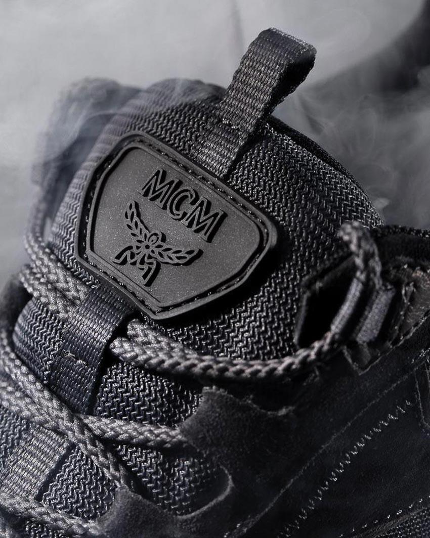 MCM ra mắt bộ sưu tập giày sneakers Himmel 4