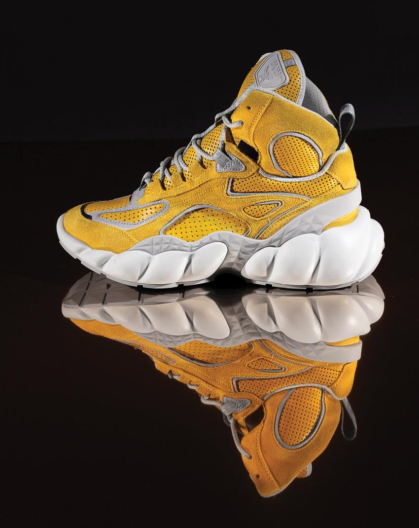 MCM ra mắt bộ sưu tập giày sneakers Himmel 5