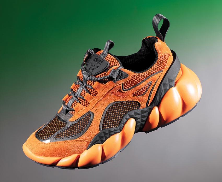 MCM ra mắt bộ sưu tập giày sneakers Himmel 7