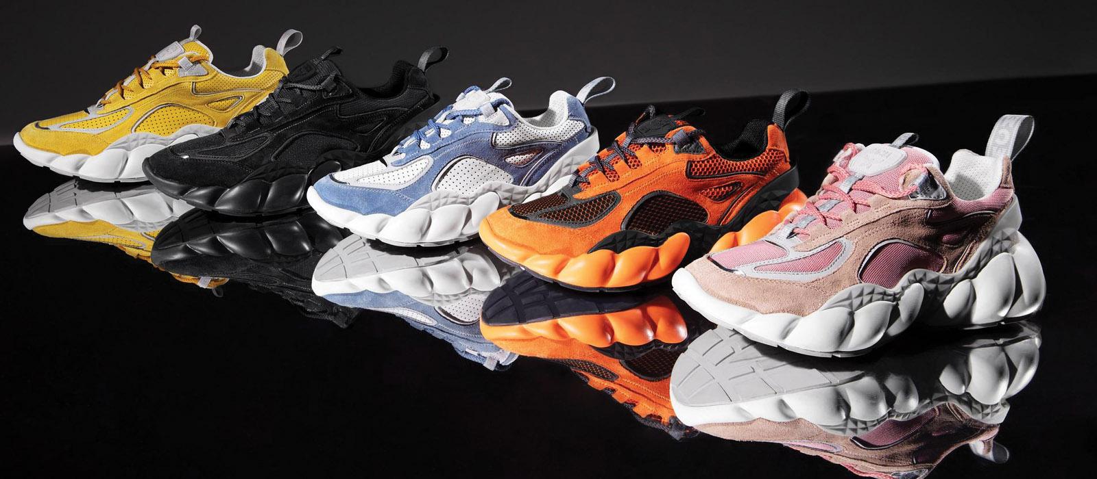 MCM ra mắt bộ sưu tập giày sneakers Himmel 8
