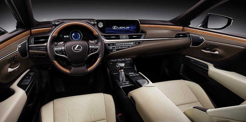 sedan hạng sang cỡ trung Lexus ES 250 3