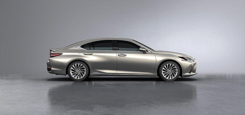 sedan hạng sang cỡ trung Lexus ES 250 9