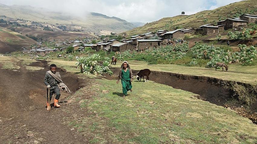 Khám phá vườn quốc gia Simien hoang dã ở Ethiopia 1