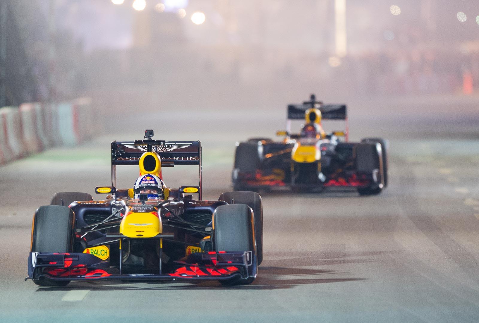 giải đua xe Công thức 1 5
