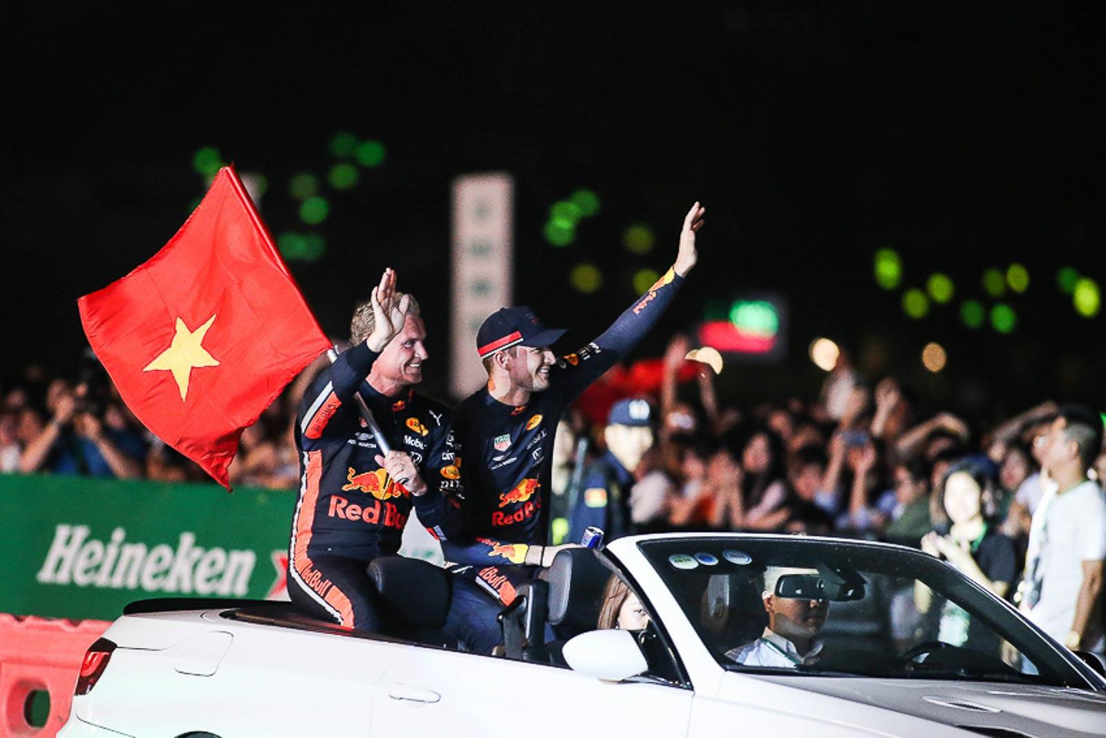 giải đua xe Công thức 1 8