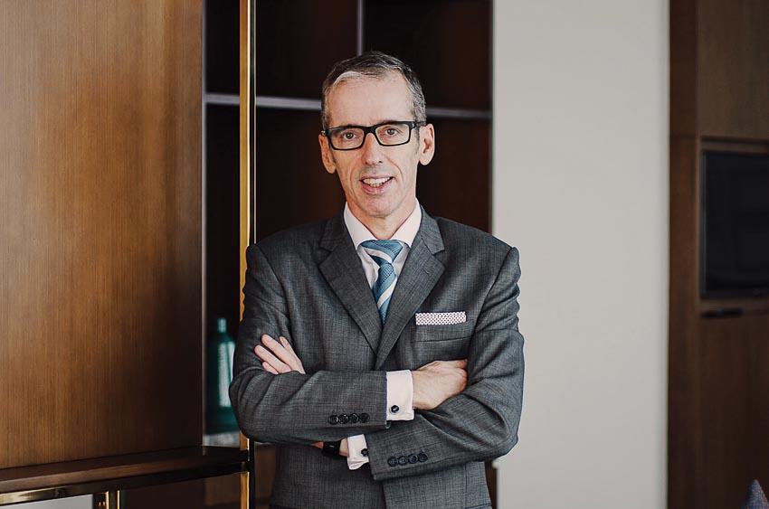 Ông Jean Keijdener, Tổng quản lý khu căn hộ dịch vụ Oakwood Residence Saigon 1