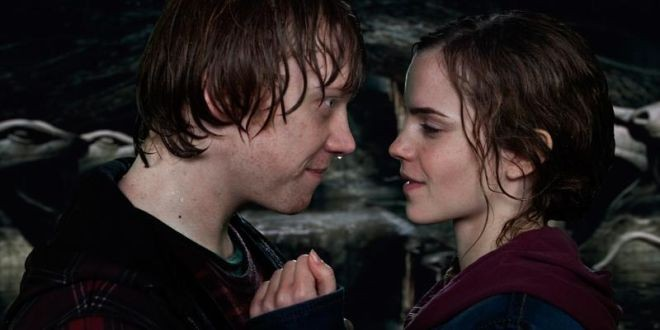 Cảnh hôn trong phim Harry Potter and the Deathly Hallows: Part 2