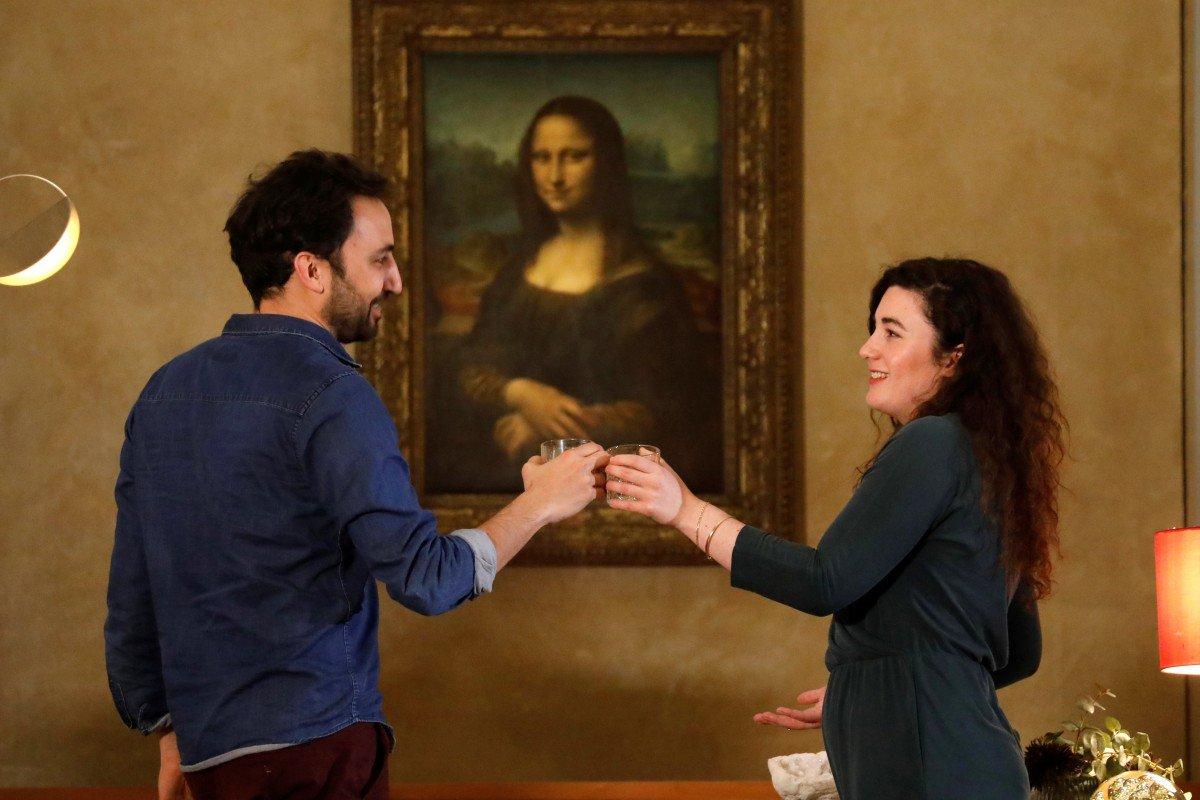 Trải nghiệm thú vị của vị khách đầu tiên qua đêm trong Bảo tàng Louvre - 1