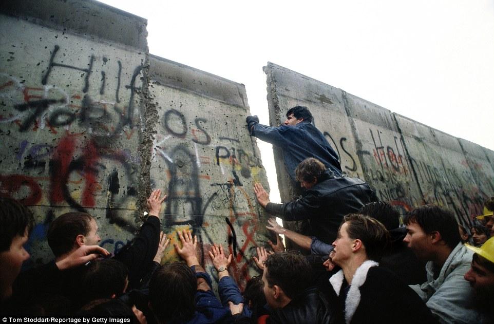 Những điều chưa biết về bức tường Berlin - 07