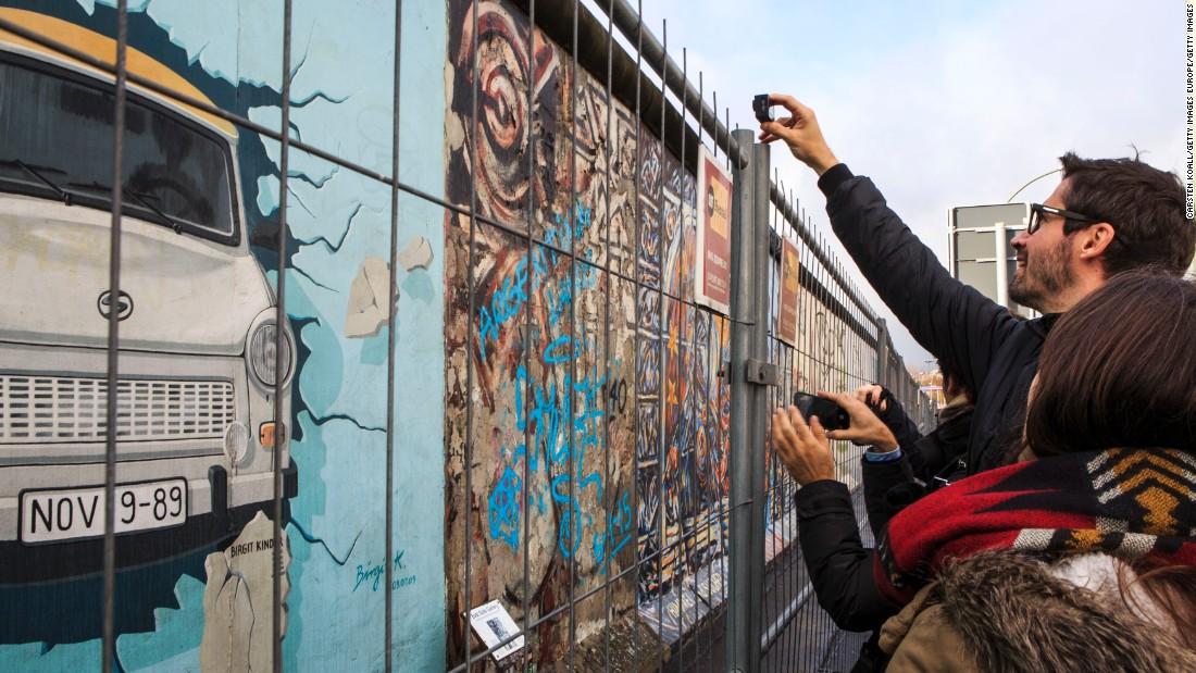 Những điều chưa biết về bức tường Berlin - 06