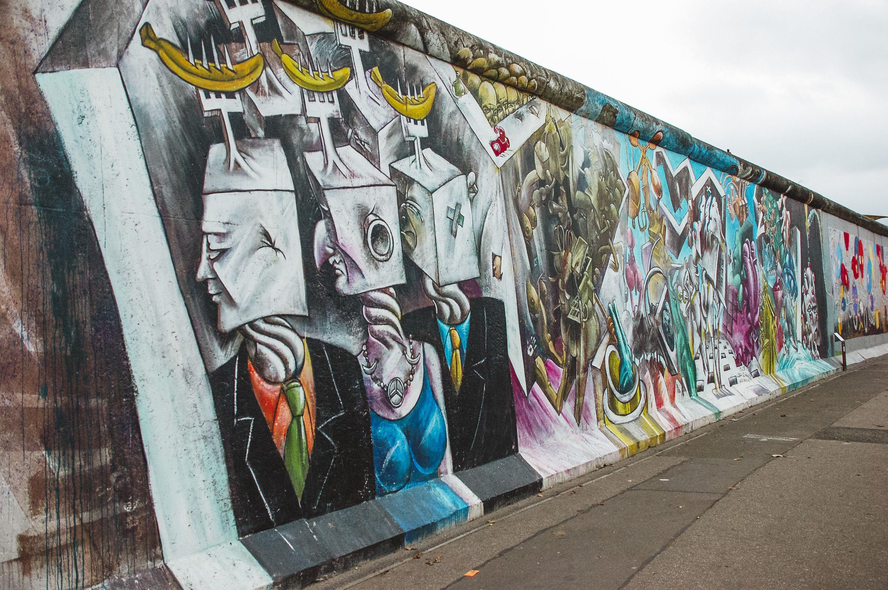 Những điều chưa biết về bức tường Berlin - 05