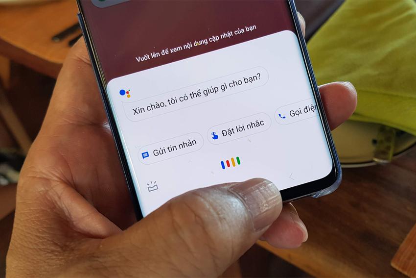 Google ra mắt trợ lý kỹ thuật số Google Assistant Tiếng Việt - 1