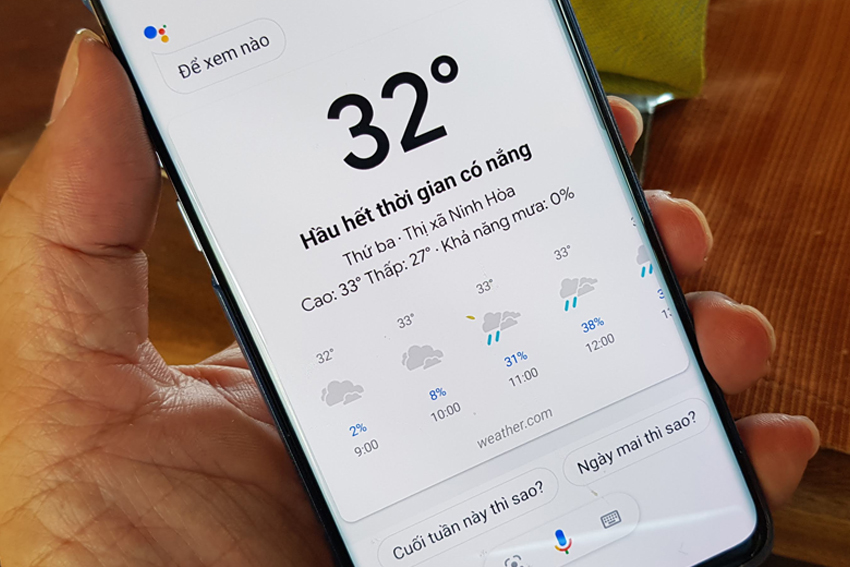 Google ra mắt trợ lý kỹ thuật số Google Assistant Tiếng Việt - 2