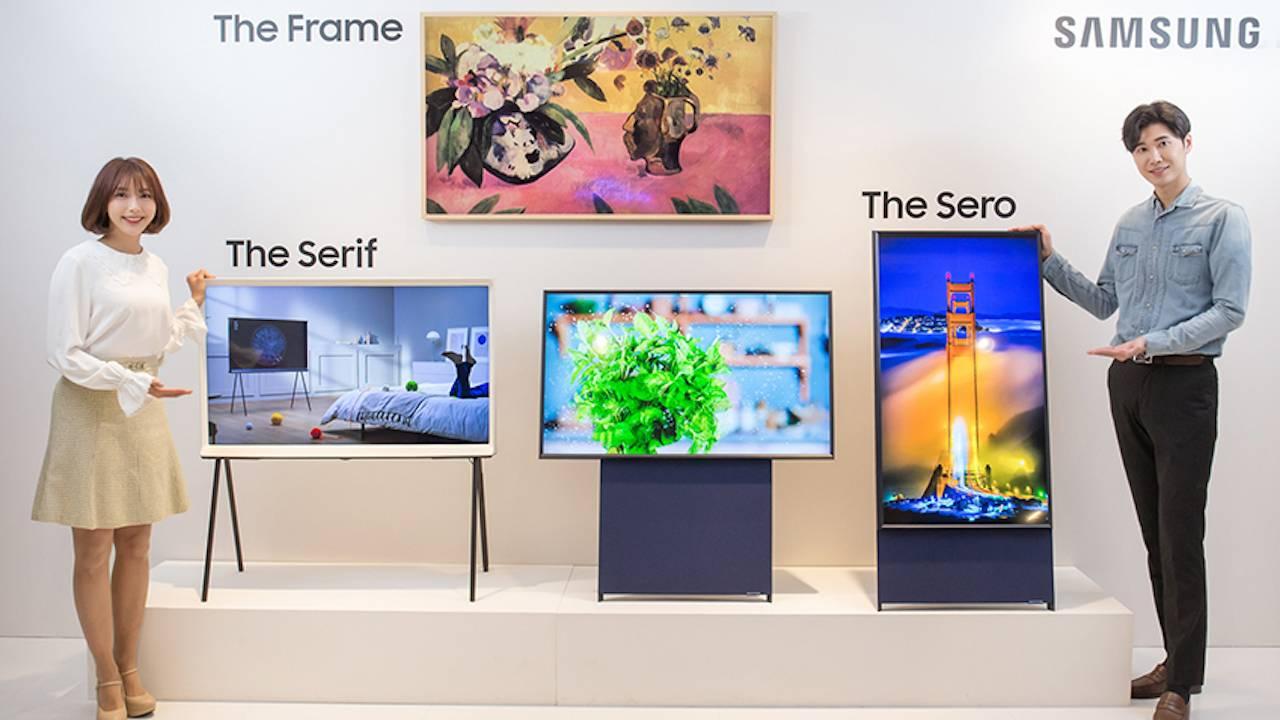 Sắp ra mắt QLED TV màn hình hiển thị dọc của Samsung-2