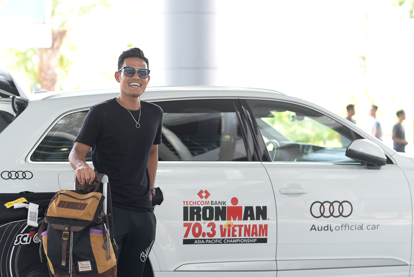 Audi Việt Nam đồng hành cùng giải IRONMAN 70.3 Việt Nam - 10