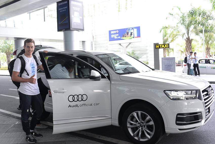 Audi Việt Nam đồng hành cùng giải IRONMAN 70.3 Việt Nam - 11