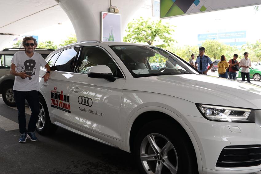 Audi Việt Nam đồng hành cùng giải IRONMAN 70.3 Việt Nam - 12