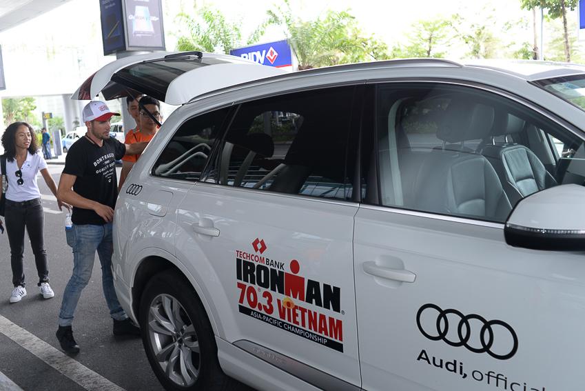 Audi Việt Nam đồng hành cùng giải IRONMAN 70.3 Việt Nam - 14