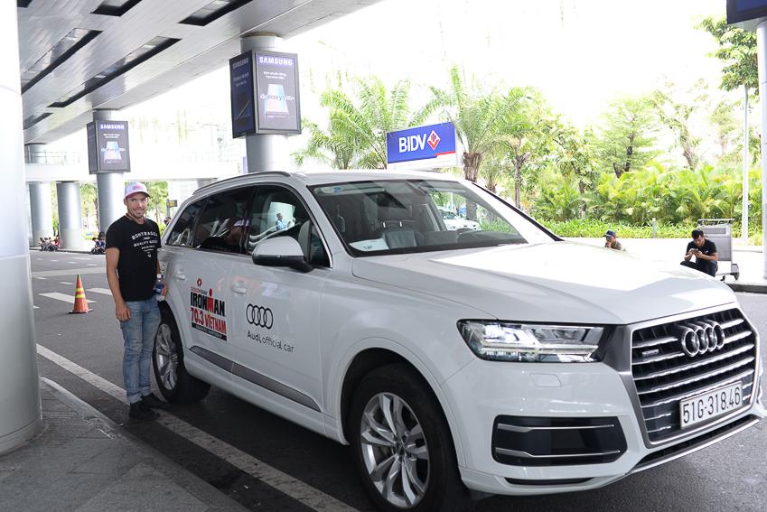 Audi Việt Nam đồng hành cùng giải IRONMAN 70.3 Việt Nam - 15