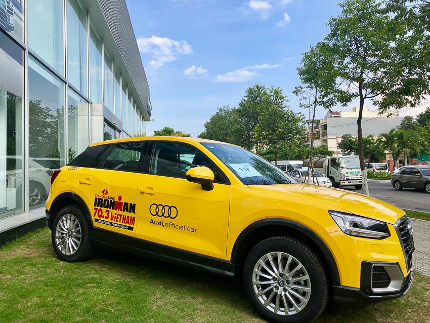 Audi Việt Nam đồng hành cùng giải IRONMAN 70.3 Việt Nam - 2