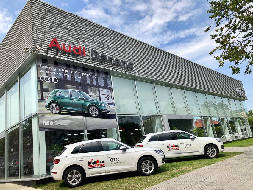 Audi Việt Nam đồng hành cùng giải IRONMAN 70.3 Việt Nam - 7