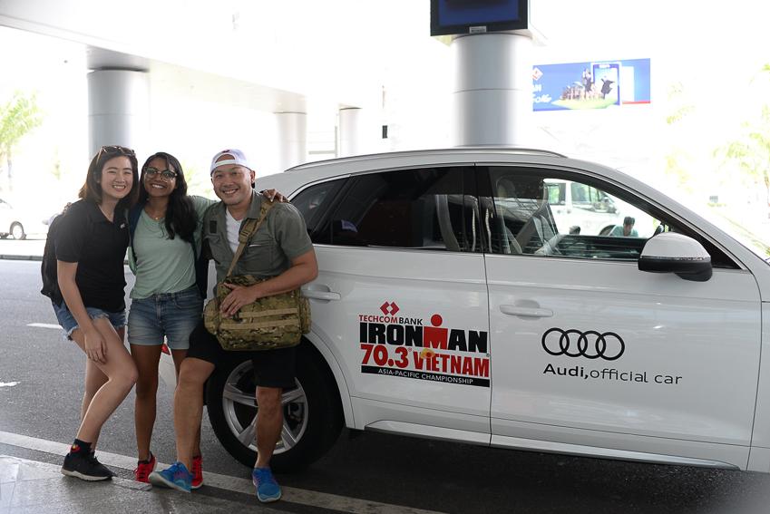 Audi Việt Nam đồng hành cùng giải IRONMAN 70.3 Việt Nam - 8