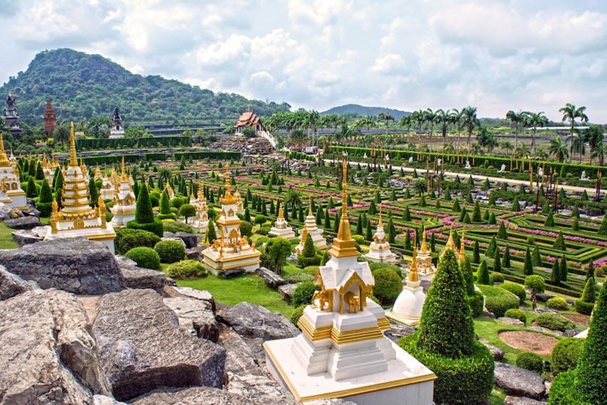 10 khu vườn nổi tiếng của thế giới 2