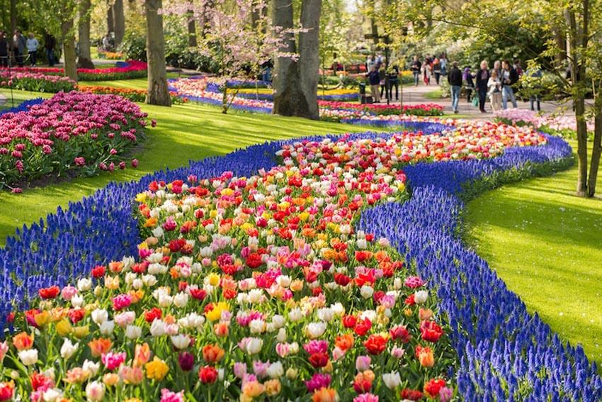 10 khu vườn nổi tiếng của thế giới 3