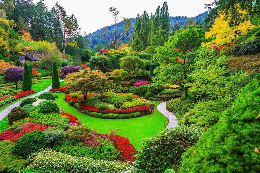 10 khu vườn nổi tiếng của thế giới 4