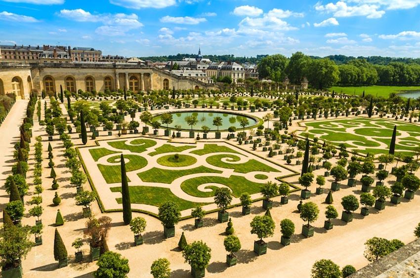 10 khu vườn nổi tiếng của thế giới 7