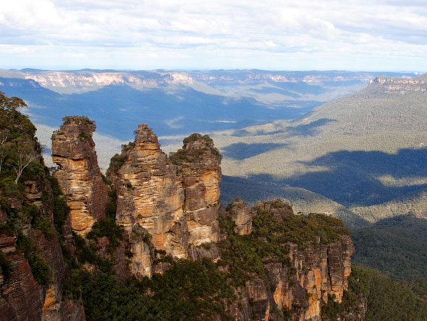 12 địa điểm đáng tham quan ở Úc ngoài Sydney 1