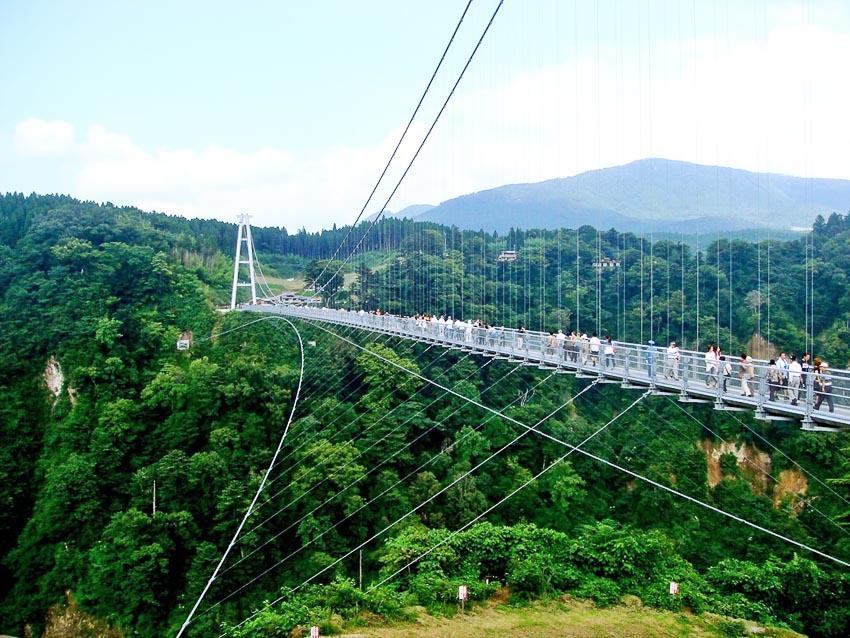 13 chiếc cầu đi bộ ngoạn mục nhất thế giới 7
