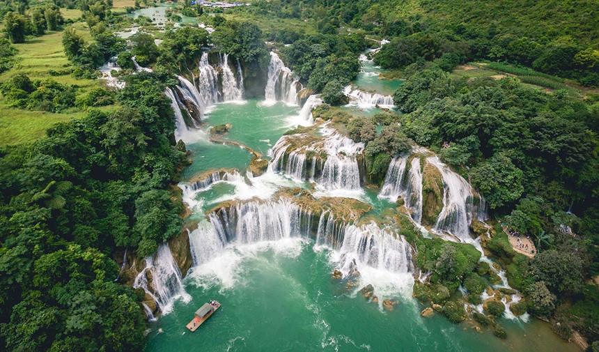 14 thác nước đẹp nhất thế giới, có 2 địa danh của Việt Nam 1