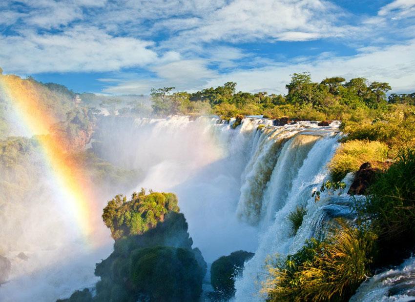 14 thác nước đẹp nhất thế giới, có 2 địa danh của Việt Nam 7