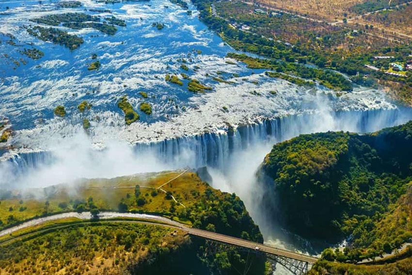 14 thác nước đẹp nhất thế giới, có 2 địa danh của Việt Nam 13