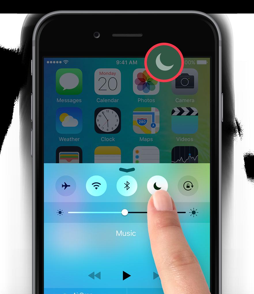 Hướng dẫn cách bật và sử dụng Không làm phiền trên iPhone / iPad của bạn - 1