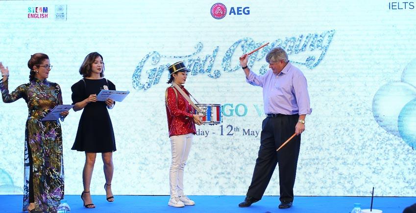 AEG khai trương chi nhánh mới tại Gò Vấp 2