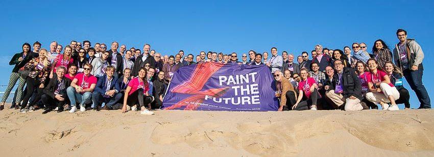 AkzoNobel công bố sáu startup ngành sơn xuất sắc nhất của cuộc thi Paint the Future 1