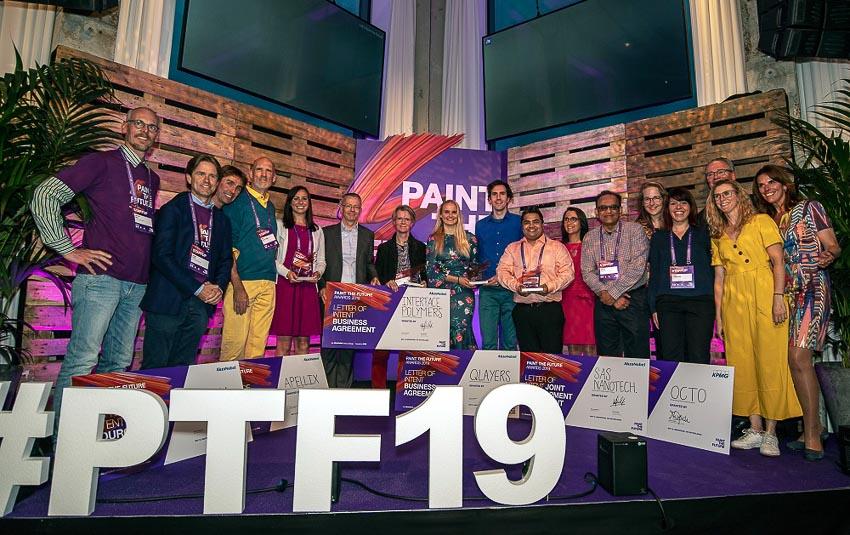 AkzoNobel công bố sáu startup ngành sơn xuất sắc nhất của cuộc thi Paint the Future 3