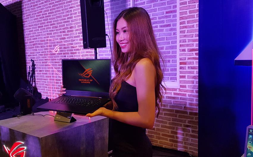 mẫu laptop Asus hợp tác AMD tại Việt Nam