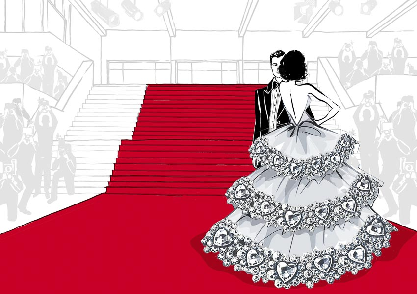 Bộ sưu tập Red Carpet 2019 LOVE 8