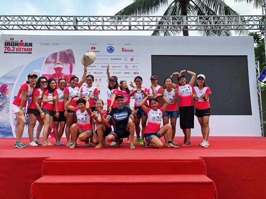 """Cuộc đua """"Người Sắt"""" Việt Nam 2019: Khát vọng, quyết liệt và vượt trội 11"""