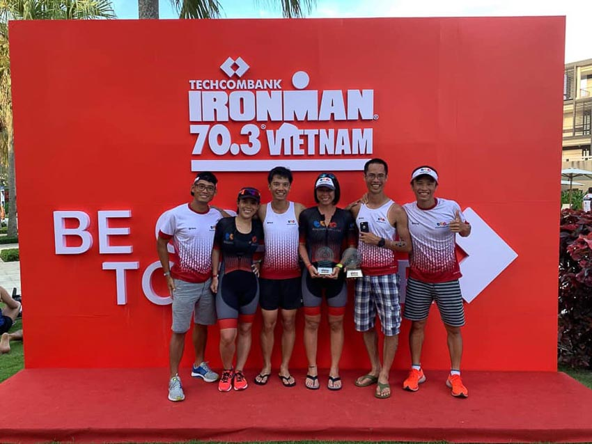 """Cuộc đua """"Người Sắt"""" Việt Nam 2019: Khát vọng, quyết liệt và vượt trội 17"""
