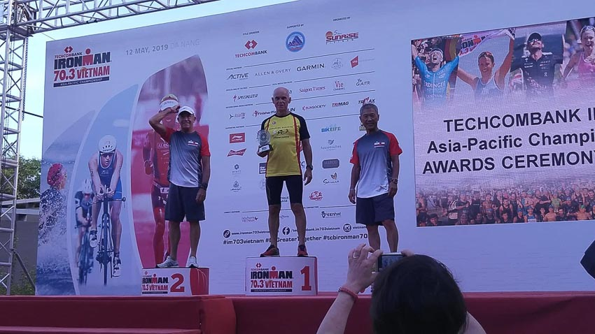 """Cuộc đua """"Người Sắt"""" Việt Nam 2019: Khát vọng, quyết liệt và vượt trội 19"""