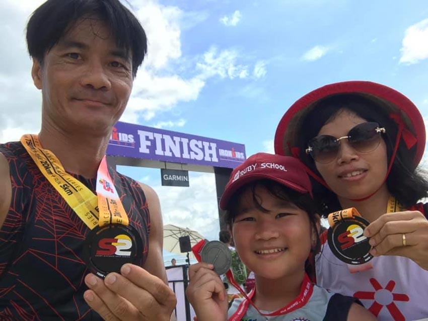 """Cuộc đua """"Người Sắt"""" Việt Nam 2019: Khát vọng, quyết liệt và vượt trội 7"""
