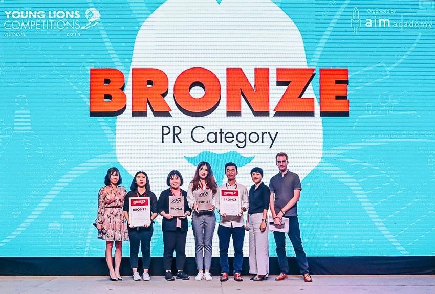 Cuộc thi Vietnam Young Lions 2019 2