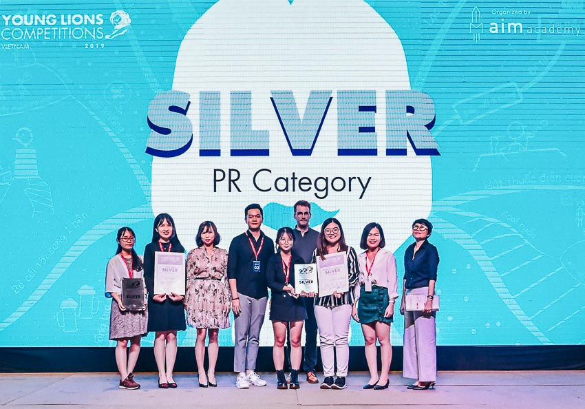 Cuộc thi Vietnam Young Lions 2019 3