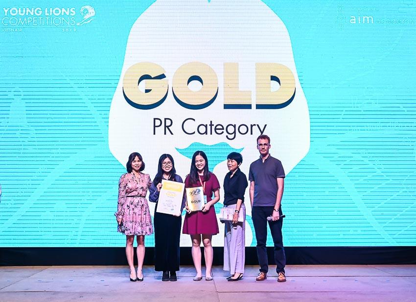 Cuộc thi Vietnam Young Lions 2019 4
