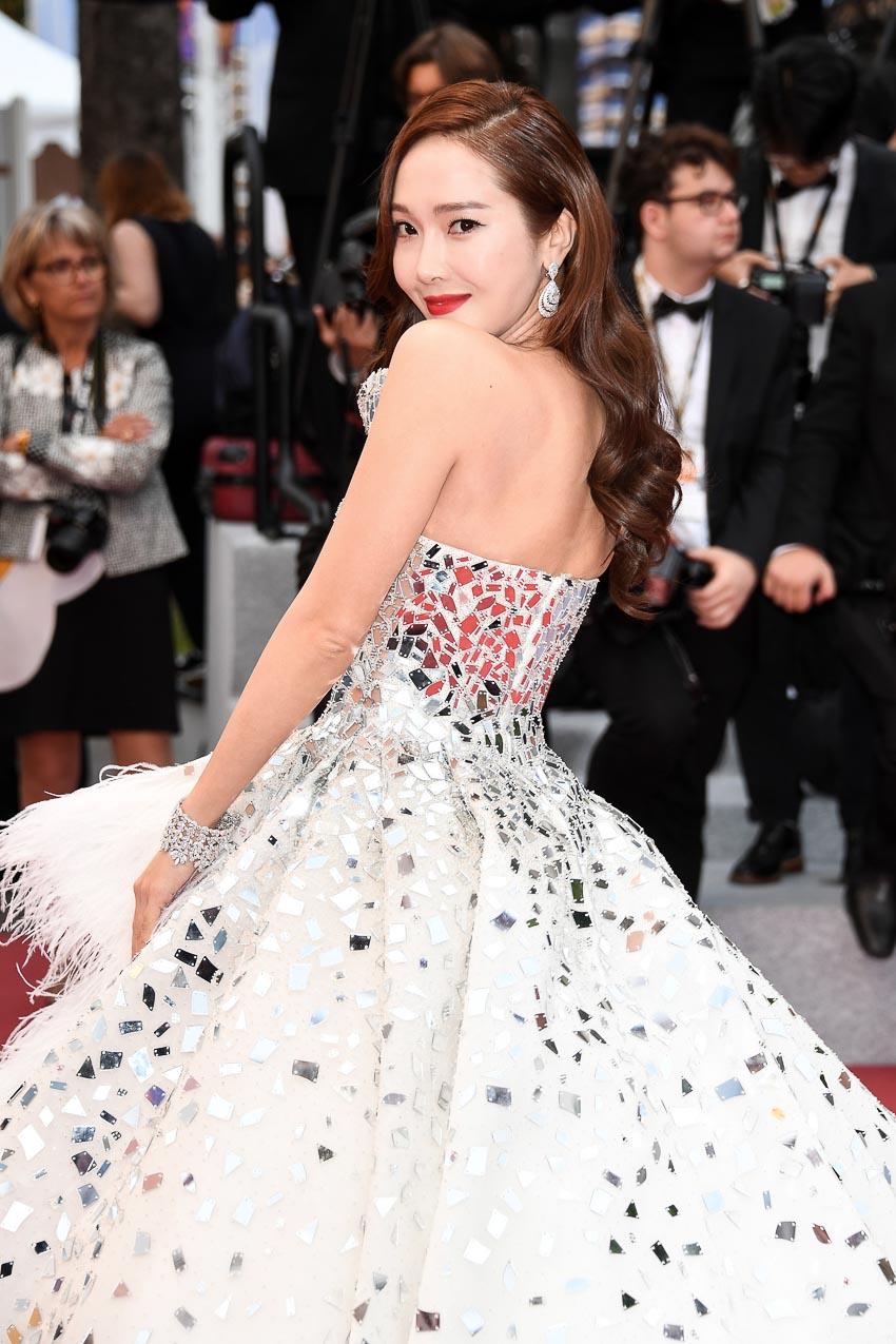 Dàn sao diện trang sức Chopard trên thảm đỏ LHP Cannes lần thứ 72 6